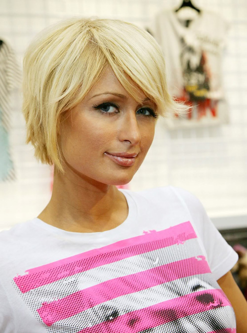 Bob-haircuts-with-bangs-2012 Very Short Haircuts with Bangs for Women