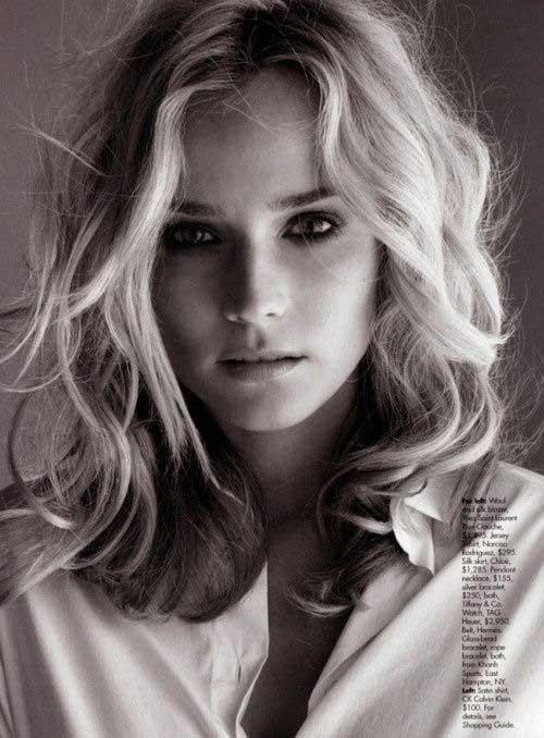 Curly-Wavy-Medium-Short-Haircut-for-Women Best Hairstyles for Short Medium Hair