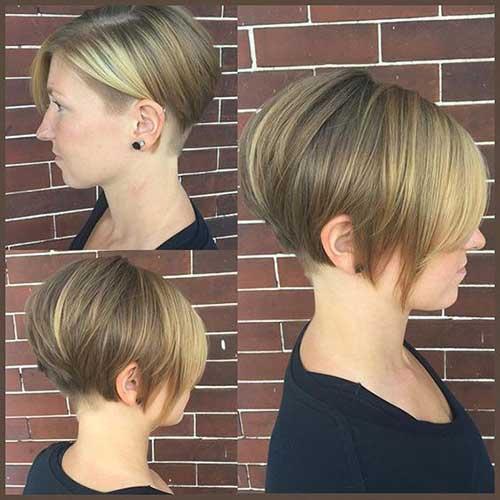 Cute-Bob-Cut Latest Short Bob Haircuts for Women
