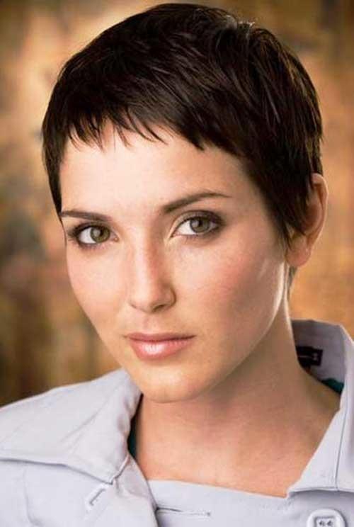 Cute-Short-Pixie-Haircut-for-Women Best Pixie Haircuts