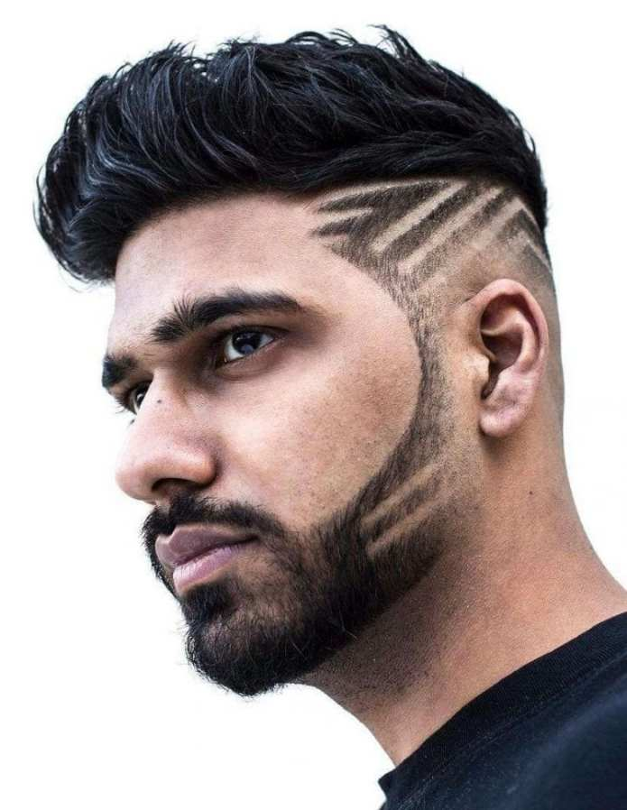 Disconnected-Undercut Stylish Undercut Hairstyle Variations For 2019