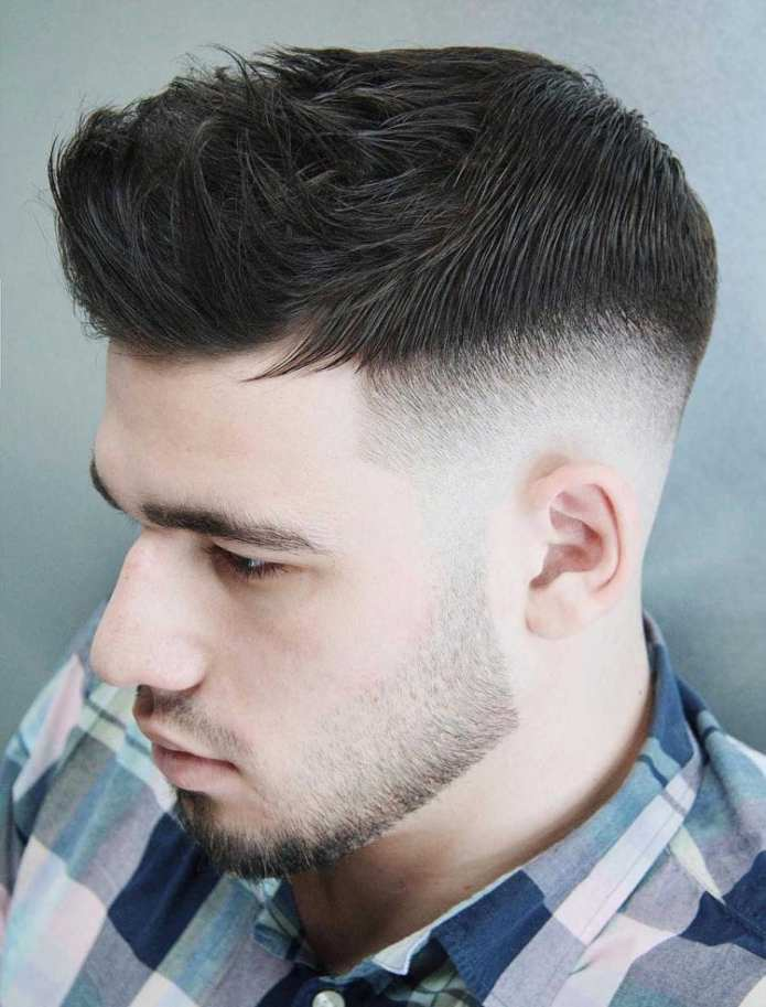 Drop-Fade-Undercut Stylish Undercut Hairstyle Variations For 2019