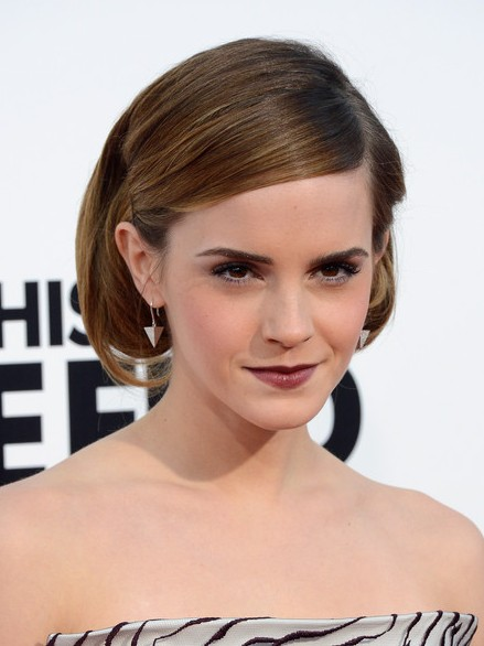 Emma-Watson-Short-Bob-Hairstyles Popular Short Hairstyles for Women 2019