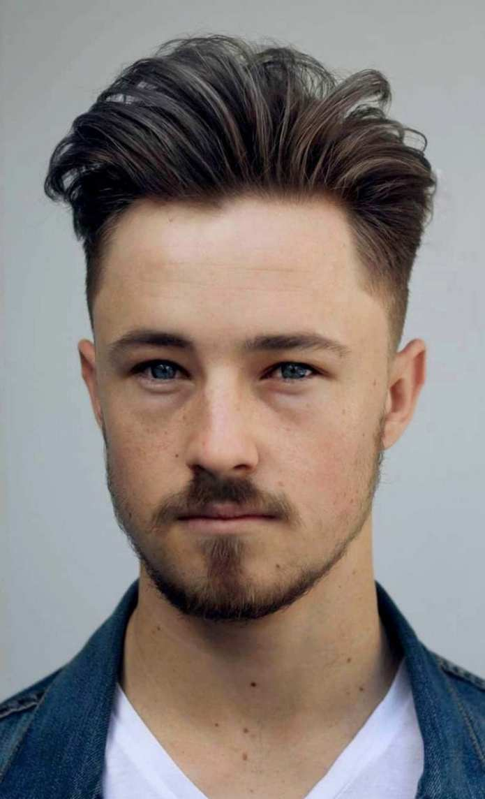Faded-Undercut-1 Stylish Undercut Hairstyle Variations For 2019