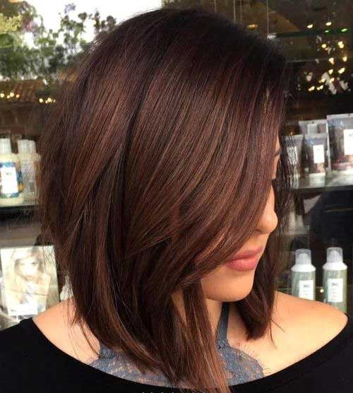 Long-Layered-Bob-2019 Best Bob Haircuts You will Love 2019