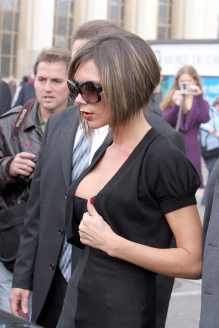 Nice-and-Lovely-Classic-Graduated-Bob-Hair-with-Nice-Lovely-Hues-of-Light-Ash-Brown-Color Best Bob Hairstyles 2019