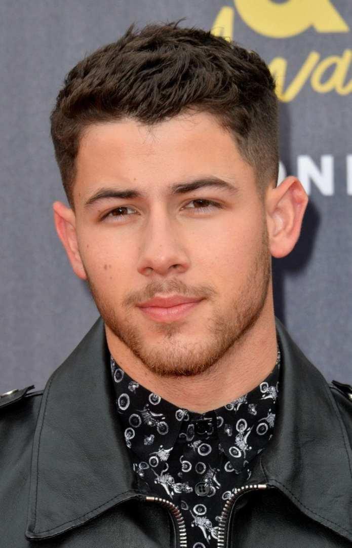 Nick-Jonass-Clean-Undercut Stylish Undercut Hairstyle Variations For 2019