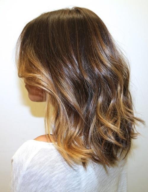 Playful-Medium-Haircut Fantastic Easy Medium Haircuts 2019 – Shoulder Length Hairstyles