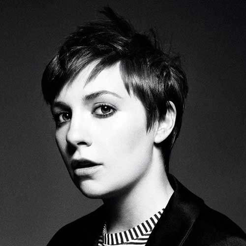 Short-Edgy-and-Spiky-Pixie-Hairstyle-for-Girls Best Pixie Haircuts