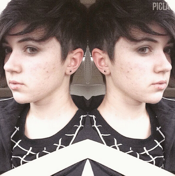 Short-Undercut-Hairstyle-for-Girls Awesome Undercut Hairstyles for Girls