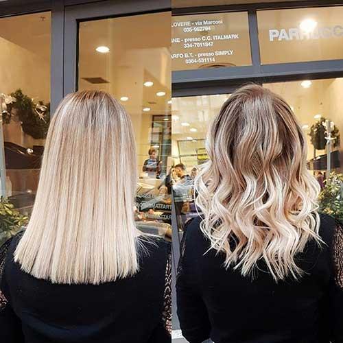 Short-to-Medium-Hairstyles-21 Short to Medium Hairstyles 2019