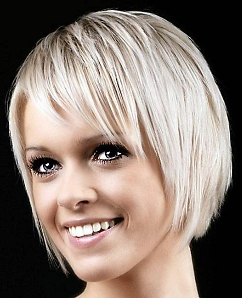 Super-cute-short-haircut Very Short Haircuts with Bangs for Women