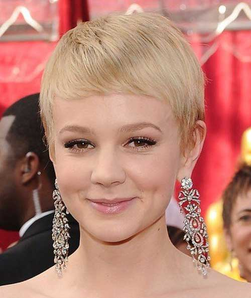 Trendy-Super-Short-Hair-6 Best Pics of Layered Short Hair for Round Face
