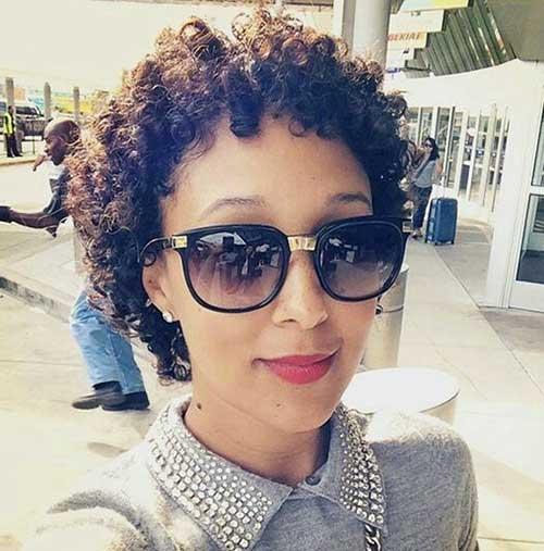 Very-Short-Curly-Weave-Cute-Hairstyle Beautiful Short Curly Weave Hairstyles 2019