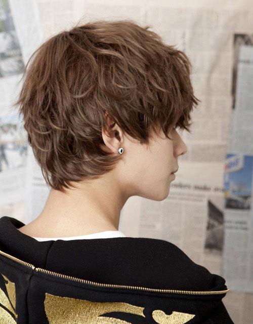 Very-short-wavy-hairstyles Hairstyles for Short Wavy Hair