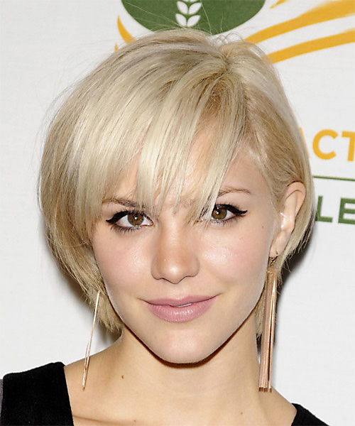bangs-and-layers-haircut Very Short Haircuts with Bangs for Women