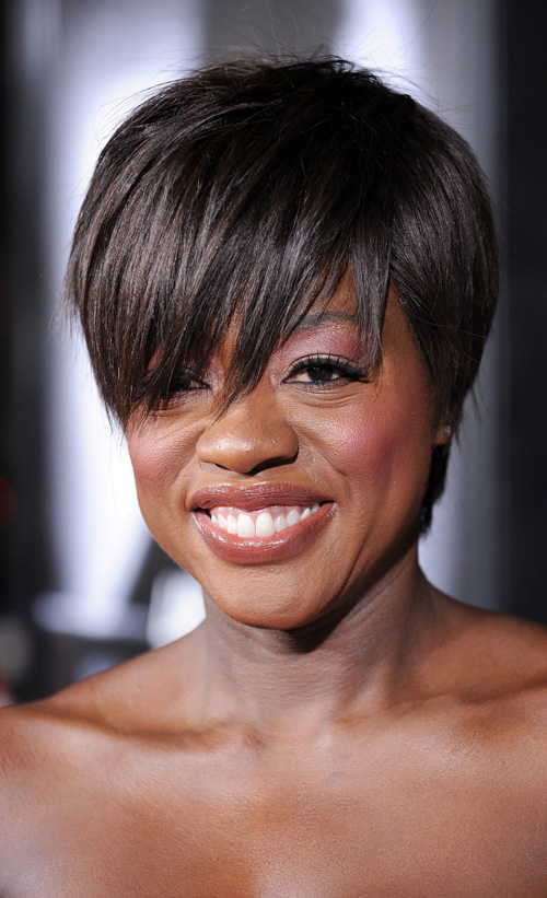funky-short-haircuts-women Very Short Haircuts with Bangs for Women