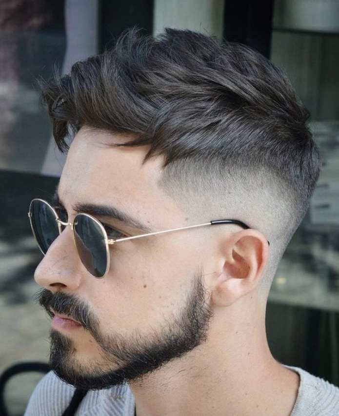 high-skin-fade-undercut Stylish Undercut Hairstyle Variations For 2019
