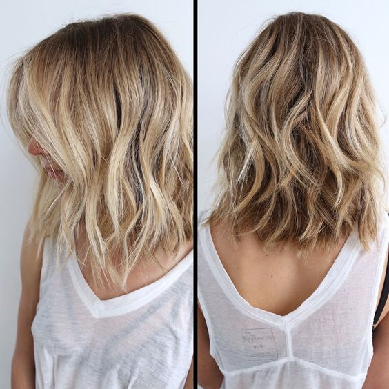 long-bob-hairstyle-for-women Fantastic Easy Medium Haircuts 2019 – Shoulder Length Hairstyles