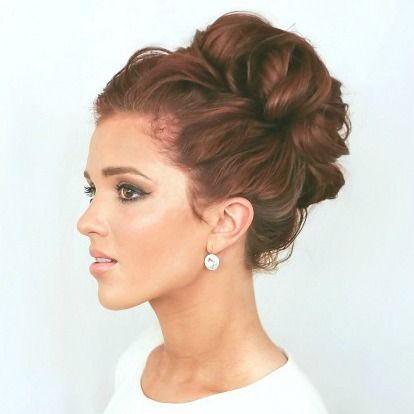 20-glamorous-wedding-updos-for-brides-best-wedding-hairstyles-6 Glamorous Wedding Updos for Brides – Best Wedding Hairstyles