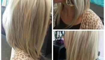 Angled-Bob-Haircut-for-Blond-Hair 36 Hottest Medium Bob Hairstyles for Shoulder Length Hair