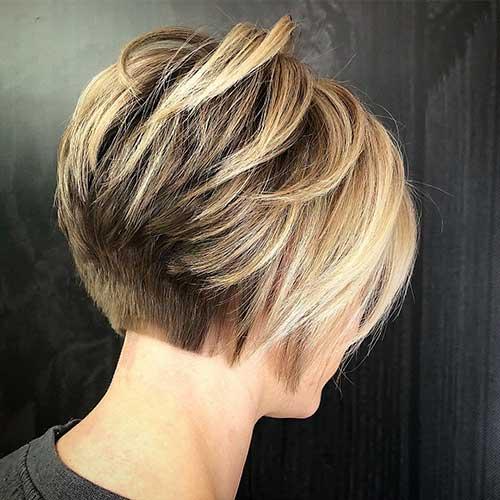 Back-View-Of-Short-Bob-Hairstyles Back View Of Short Layered Haircuts