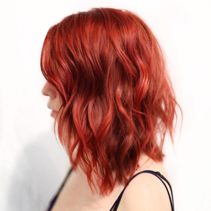 Best-Hairstyles-for-Red-Hair-1 Best Hairstyles for Red Hair 2019