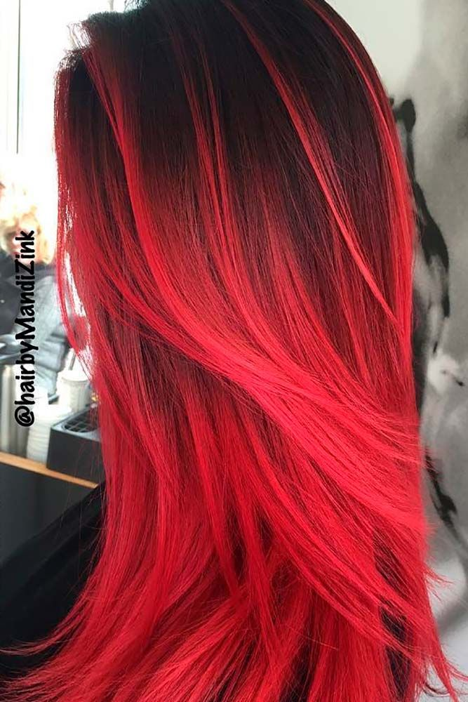 Best-Hairstyles-for-Red-Hair-6 Best Hairstyles for Red Hair 2019