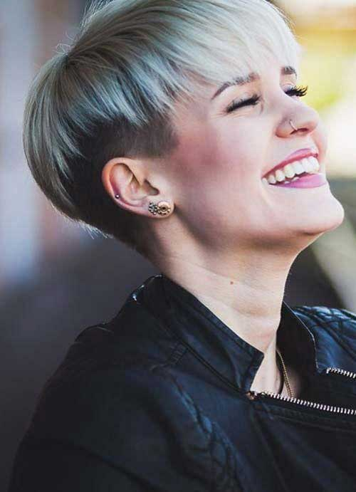 Bowl-Cut Latest Short Hairstyles for An Amazing Look