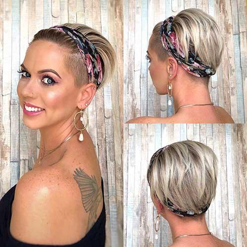 Cute-Pixie Cute Easy Hairstyle Ideas for Short Hair
