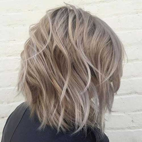 Dark-Ash-Blonde-Hair Chic Ideas About Short Ash Blonde Hairstyles