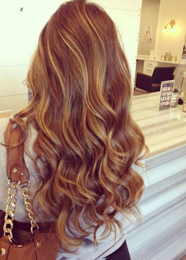 Golden-Brown-Ombre-Hair-Color-Idea Hottest Ombre Hair Color Ideas for 2019 – (Short, Medium, Long Hair)