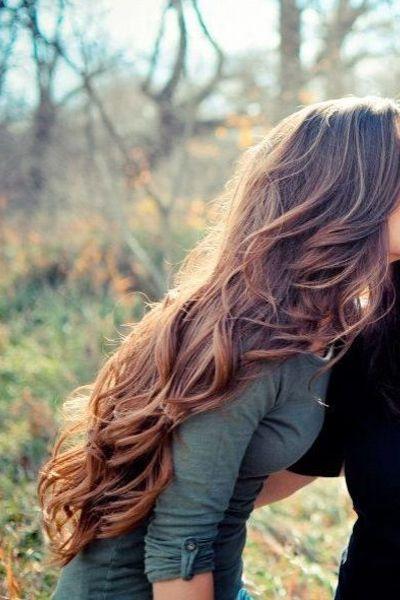 Gorgeous-Long-Wavy-Hairstyle-1 Glamorous Wavy Hairstyles