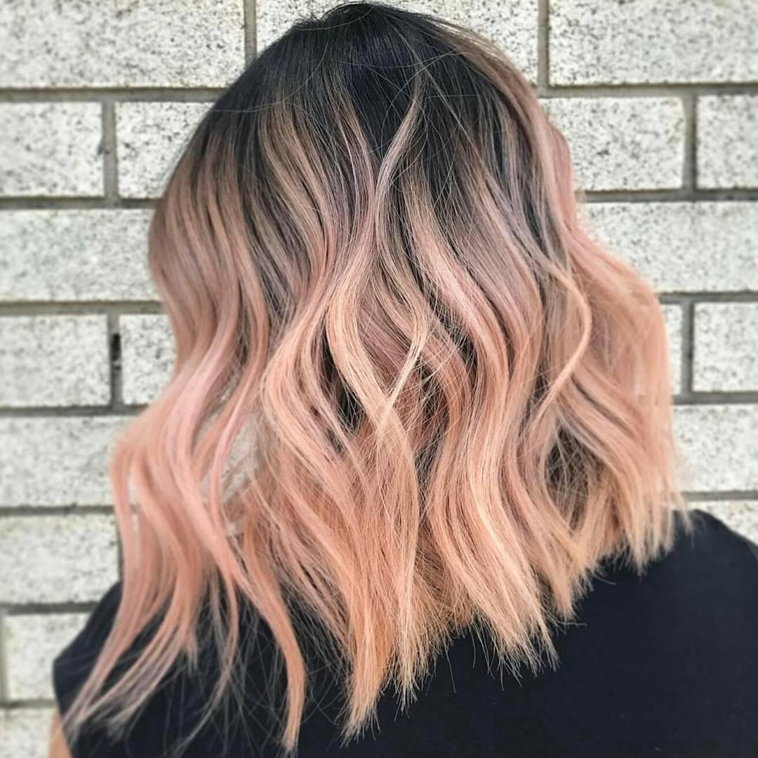 Hottest-Ombre-Hair-Color-Ideas-05 Hottest Ombre Hair Color Ideas for 2019 – (Short, Medium, Long Hair)