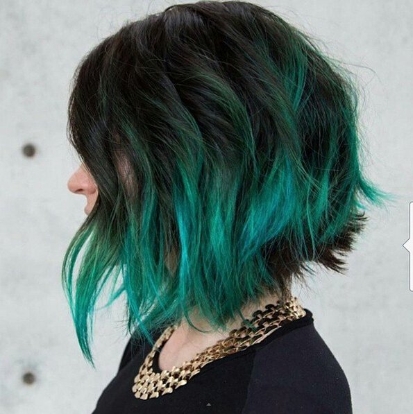 Hottest-Ombre-Hair-Color-Ideas-15 Hottest Ombre Hair Color Ideas for 2019 – (Short, Medium, Long Hair)
