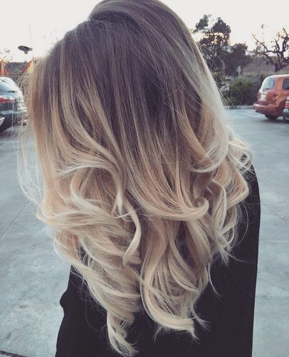 Hottest-Ombre-Hair-Color-Ideas-18 Hottest Ombre Hair Color Ideas for 2019 – (Short, Medium, Long Hair)