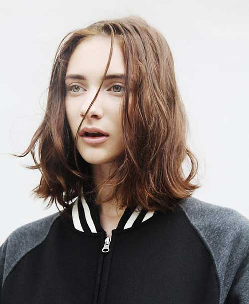 Long-Bob Latest Short Hairstyles for An Amazing Look