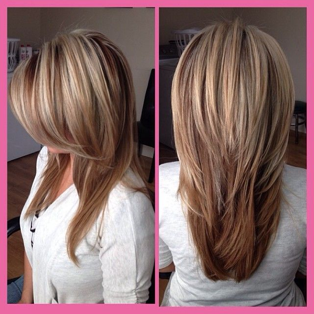 Long-Layered-Hairstyle-for-Women-Over-40 Great Layered Hairstyles for Straight Hair 2019