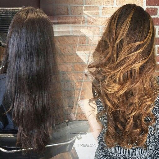 Ombre-Hair-Color-Idea-for-Brunette-Hair Hottest Ombre Hair Color Ideas for 2019 – (Short, Medium, Long Hair)