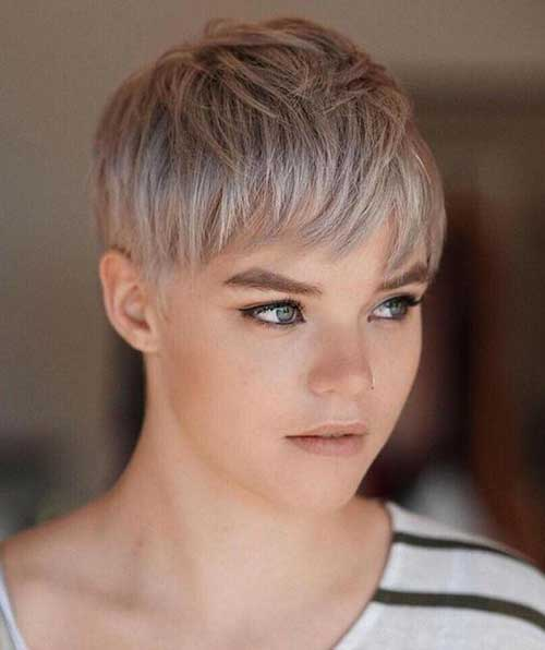 Pixie-Cut-1 Chic Ideas About Short Ash Blonde Hairstyles