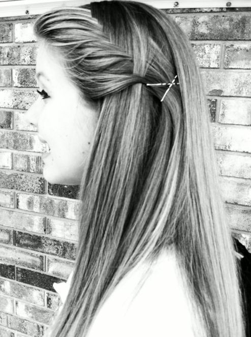 Pretty-Long-Straight-Hairstyle Great Layered Hairstyles for Straight Hair 2019