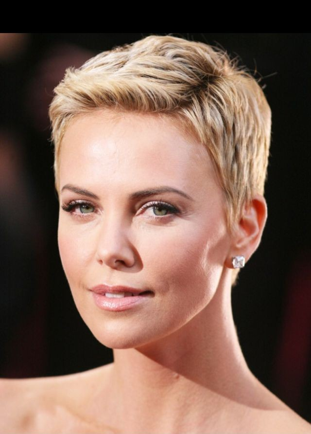 Short-Blond-Haircut Most Charming Blonde Hairstyles for 2019