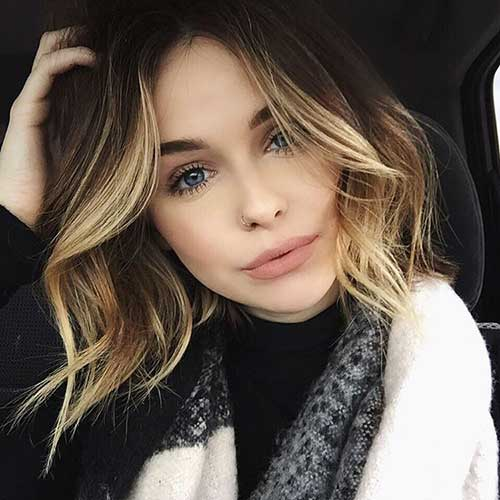 Short-Hair-Color-Trend-2016 Nice Short Natural Curly Hairstyles