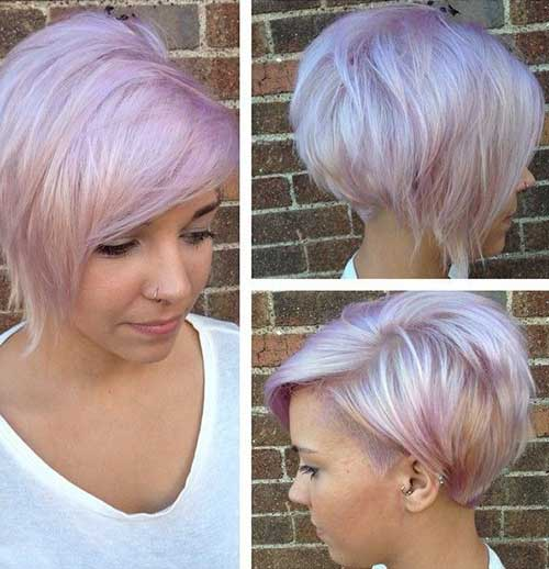 Short-Hair-Colour-Trend-2016 Nice Short Natural Curly Hairstyles