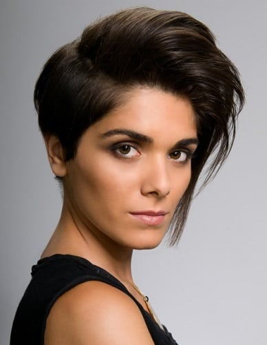 Short-Hairstyles-for-Women-with-Square-Faces-10 Hypnotic Short Hairstyles for Women with Square Faces