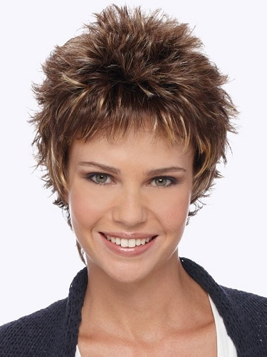 Short-Hairstyles-for-Women-with-Square-Faces-24 Hypnotic Short Hairstyles for Women with Square Faces