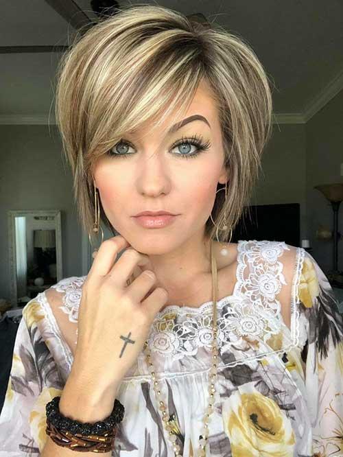 Short-Hairstyles Best Short Hairstyle Ideas 2019