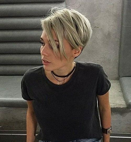 Straight-Short-Ash-Blonde-Hair Best Pics of Short Straight Blonde Hair
