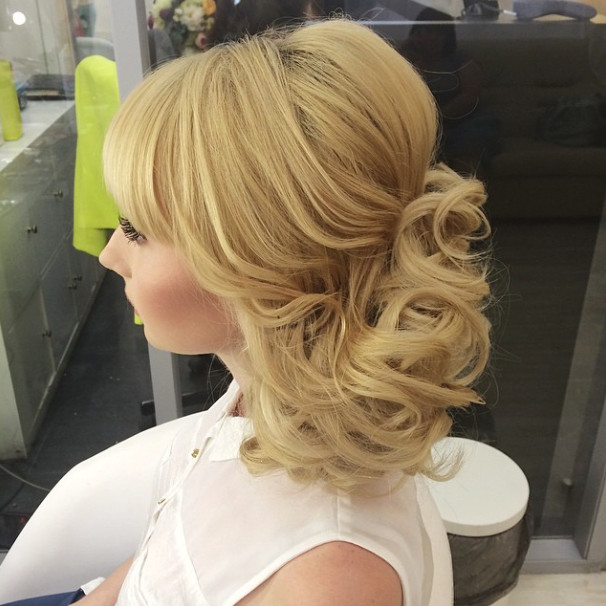 Wedding-Hairstyles-2 Romantic Wedding Hairstyles for 2019