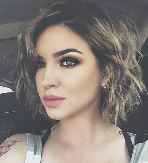 cute-and-easy-hairstyles-for-short-hair-1 Cute Easy Hairstyle Ideas for Short Hair